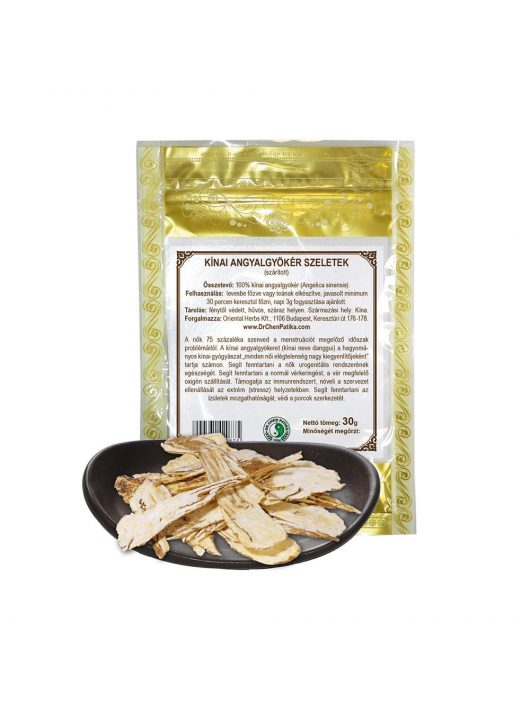 Chinese Angelica root slices