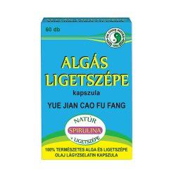 Alga oil capsule