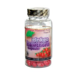 Ginkgo-Galagonya kapszula C-vitaminnal