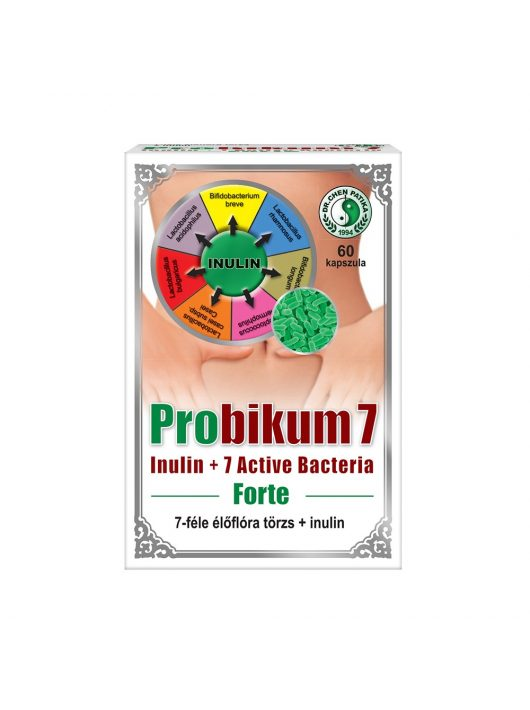 Probikum 7 Forte kapszula 60 db