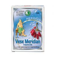 Kidney Meridian soft gelatine capsule