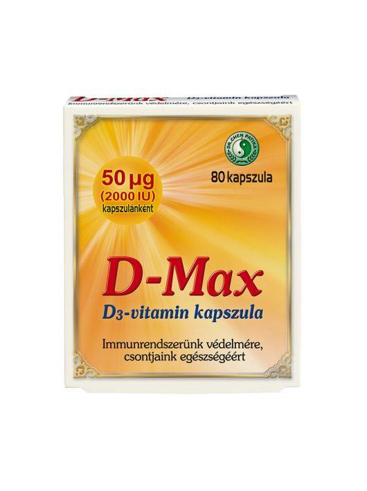 D-Max kapszula