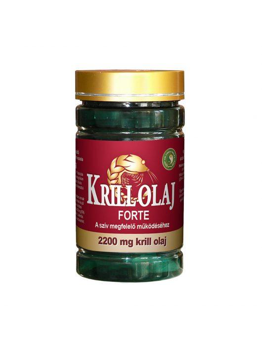 Krill olaj forte lágyzselatin kapszula