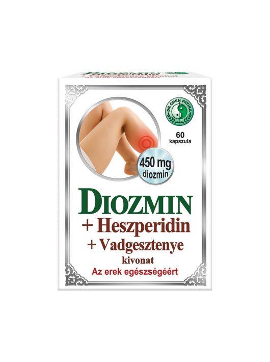 Diozmin Heszperidin kapszula