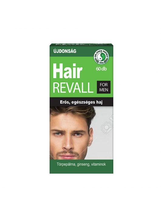 Hair-Revall kapszula FÉRFIAKNAK - 60db
