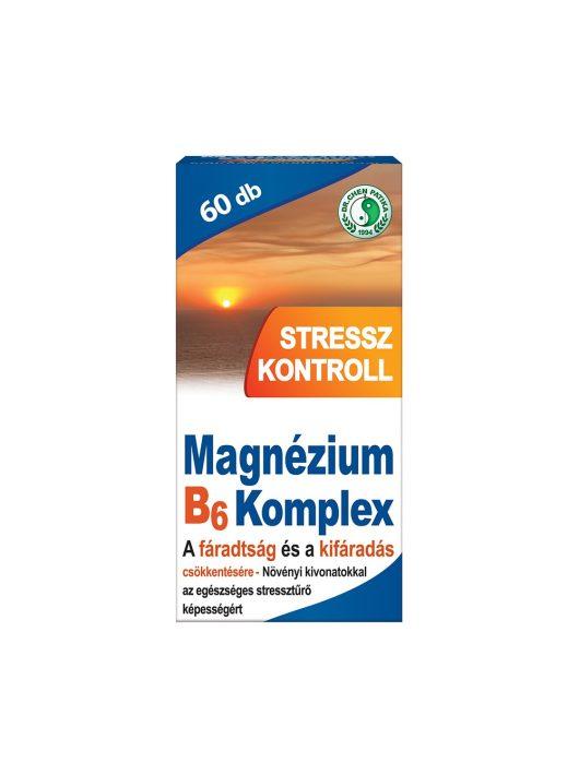 Magnézium B6 Komplex Stress Control