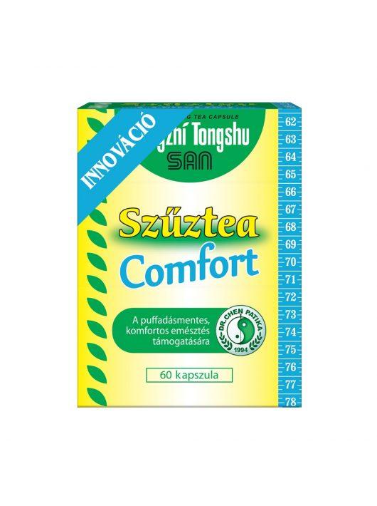 Virgin Tea Comfort capsule