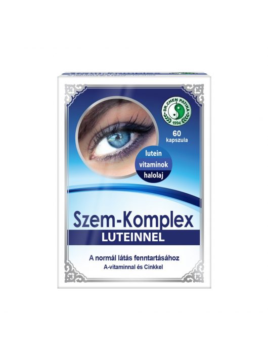 Eye Complex with Lutein
