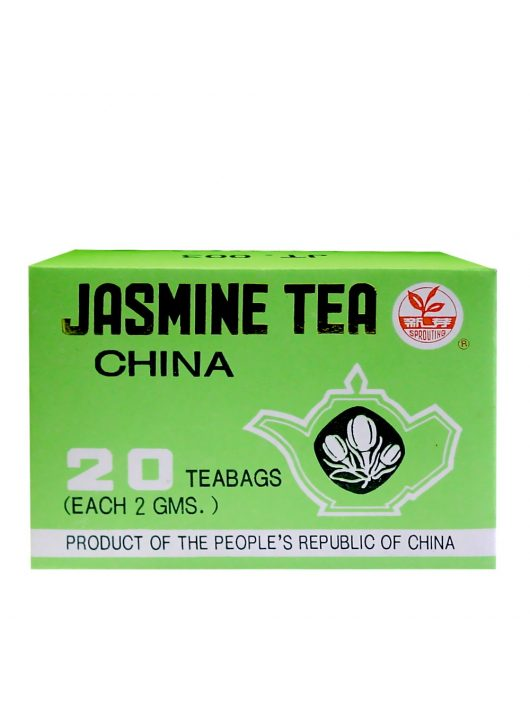 Original Chinese green tea with jasmine
