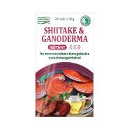 Instant Shiitake tea