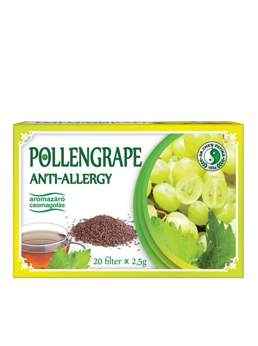 Pollengrape anty-allergy tea