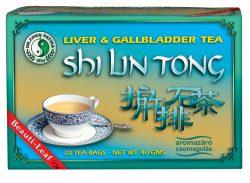 Shi Lin Tong tea