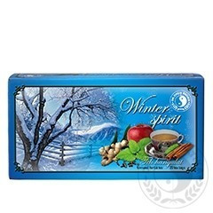 Winter Spirit tea - 20pcs