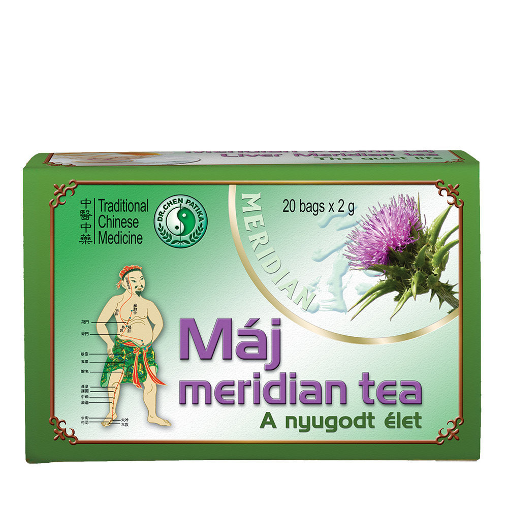 teák a máj méregtelenítésére