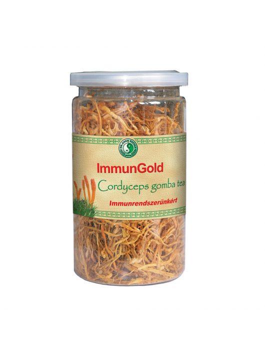 Immunegold Cordyceps mushroom tea