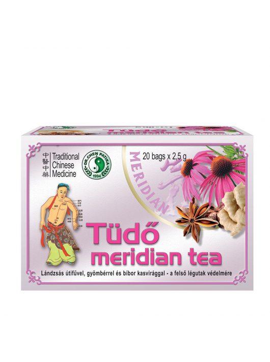 Lung meridian tea