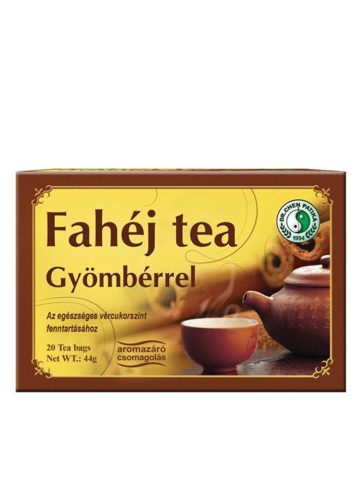 gyömbér tea fogyás előkészítéséhezik